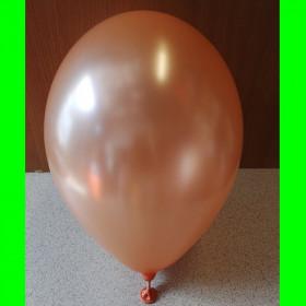 """Balon perlowy pomarańczowy-12""""-1szt"""