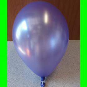 """balon perlowy fioletowy-12""""-1szt"""