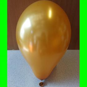 """Balon perlowy złoty-12""""-1szt"""