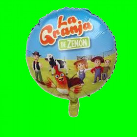 Balon farma-18 cali