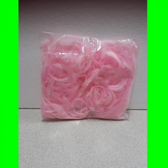 Piórka różowe