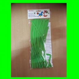 Balony do modelowania zielony-20 szt