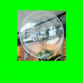Balon transparent 18 cali