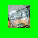 Balon transparentny  45 cm