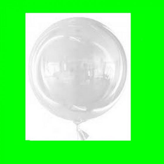 Balon przezroczysty 60 cm