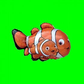 Balon włoski rybka Nemo -30 cm