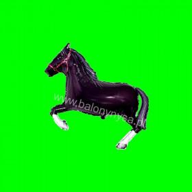Balon włoski  Koń czarny - 14 cali