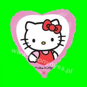 Balon włoski Hello Kitty  45x45 cm