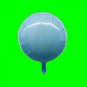 Balon kula niebieska, 18 cali