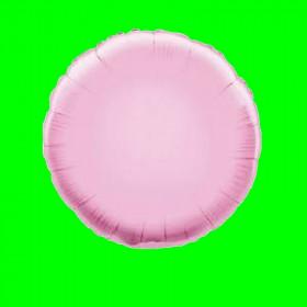 Balon kula różowa 18 cali