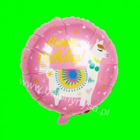 Balon happy -lama 45 cm