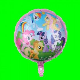 Balon kucyki pony-18 cali