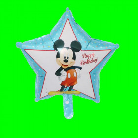Balon gwiazdka miki