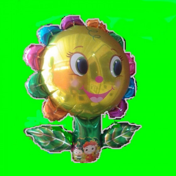 Balon kwiatek-80 cm