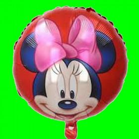 Balon głowa mini 45 cm
