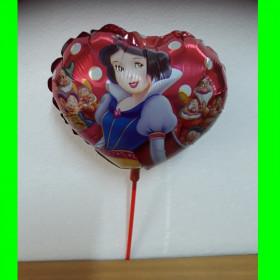 Balon śnieżka-20 cm