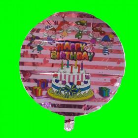 Balon happy z tortem