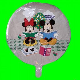 Balon Myszki z książką