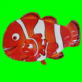 Balon Nemo z tatą  65 cm