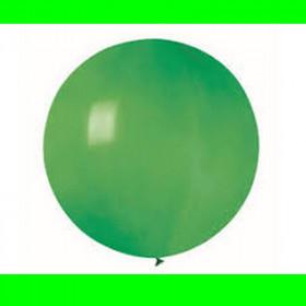 Balon zielony-70 cm