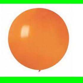 Balon  pomarańczowy-70 cm