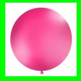 balon różowy-70 cm
