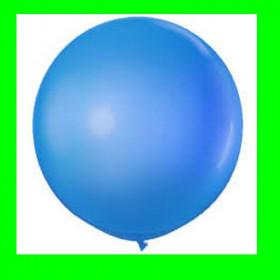 Balon niebieski-70 cm