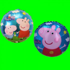 Balon Pepa - dwustronna