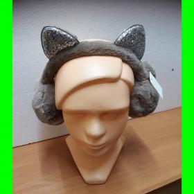 Nausznik szary srebrne uszy - regulowany