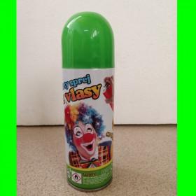 Farba do włosów dla dzieci -zielona
