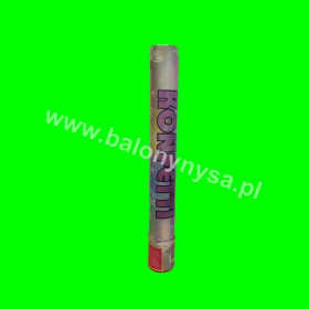 Tuba konfetti-40 cm - motylki