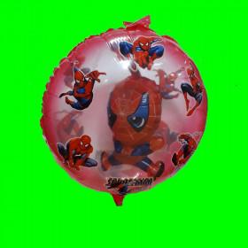 Balon w balonie Spidermen