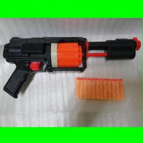 Pistolet na strzałki piankowe