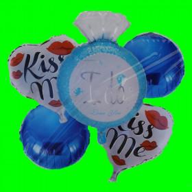 """Balony na zaręczyny """"I"""