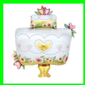 Balon tort -85 cm