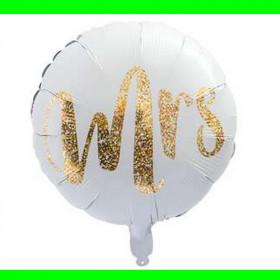 Balon foliowy MRS