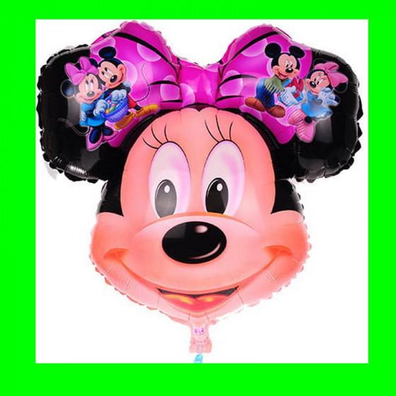 Balon Głowa Minnie 65 cm