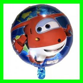 Balon  super wings-Jett-45 cm