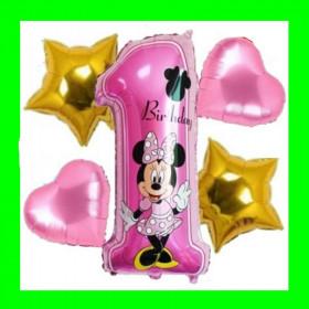 Zestaw balonów urodzinowy
