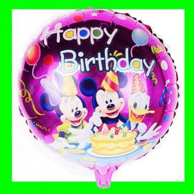 Balon myszki+kaczor Donald