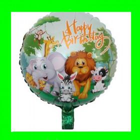 Balon safari-45 cm