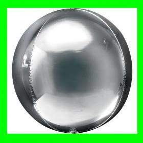 Balon kula-srebrna-22'